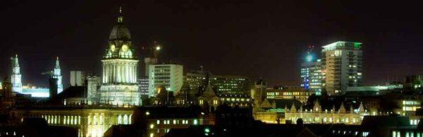 Leeds City Centre - Zone CCTV
