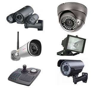 Zone CCTV Cameras