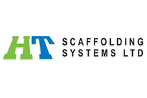 HT Scaffolding logo - ZoneCCTV clients