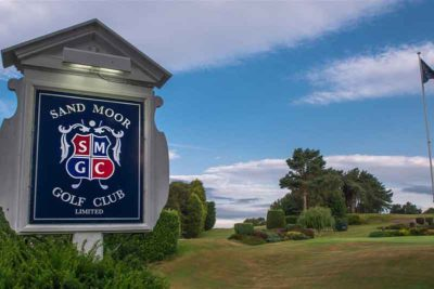 Sandmoor Golf Club CCTV installation by zoneCCTV