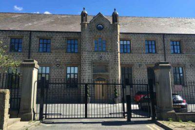 Front of Property, Harrogate