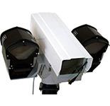 Long Range CCTV Cameras Leeds