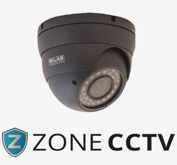 Zone CCTV - Dome Camera