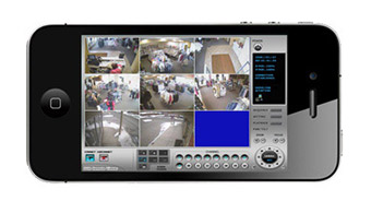 Smartphone CCTV Solutions