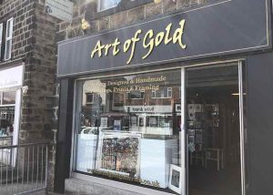 Art of Gold, Leeds - Commercial CCTV Install