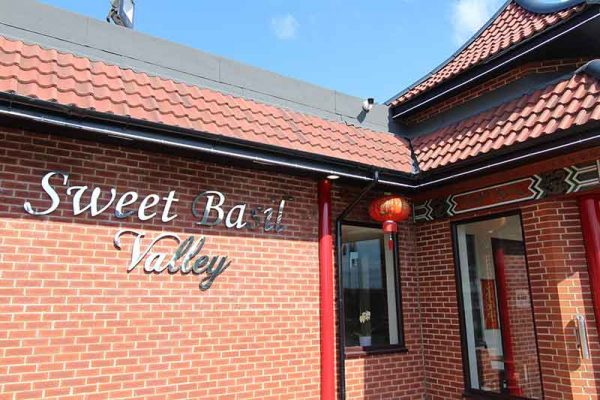 Commercial CCTV at a Chinese Restaurant in Leeds by Zone CCTV