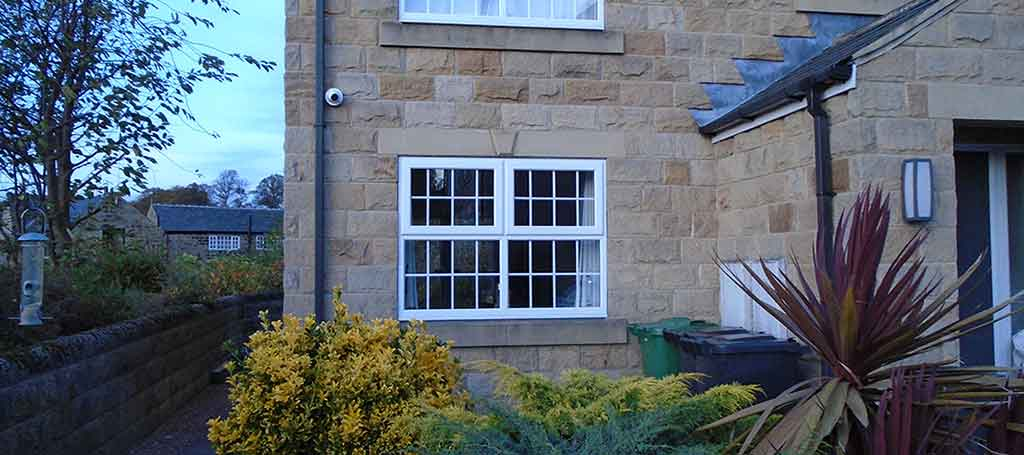 HD CCTV - rear of house