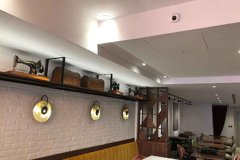 Large Hotel in Leeds - CCTV Installation by Zone CCTV