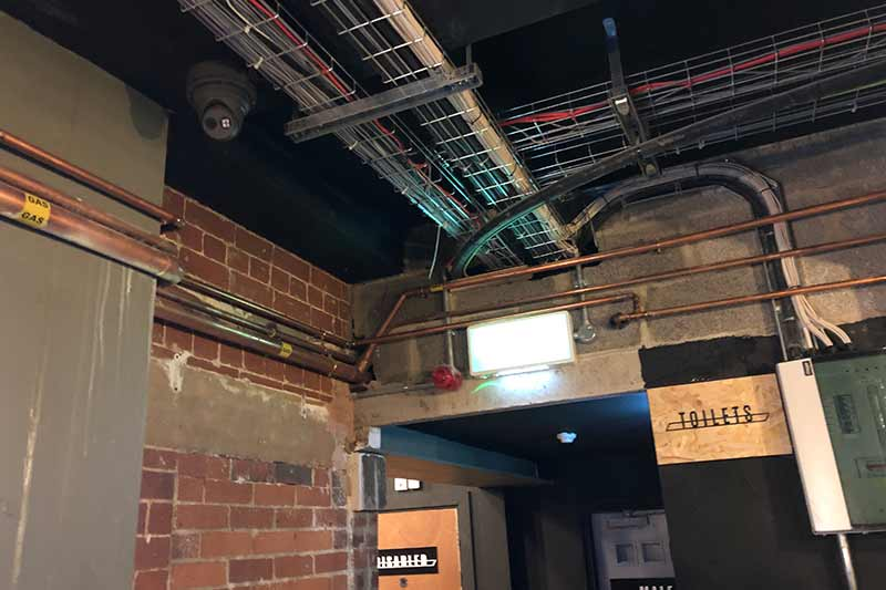 Assembly Restaurant and Bar CCTV Install in Leeds City Centre