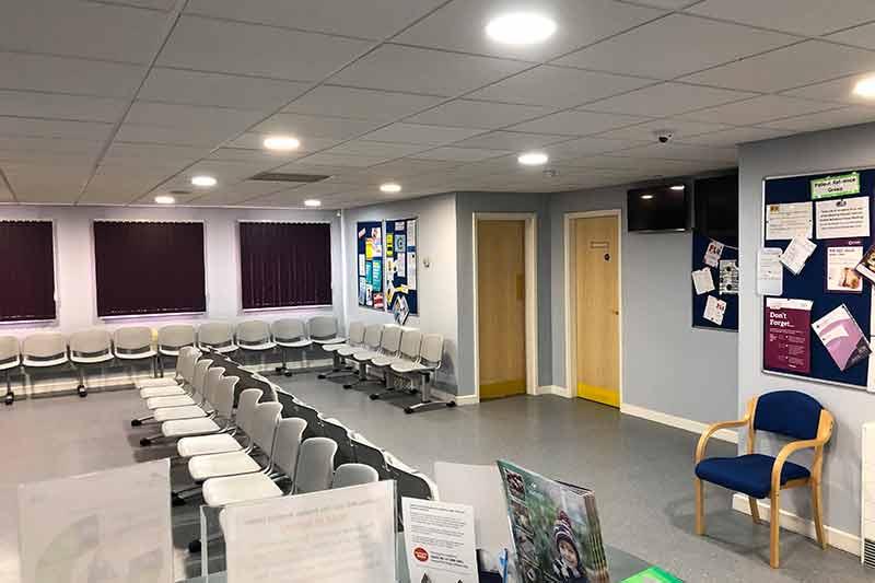 Colton Medical Centre - CCTV Install