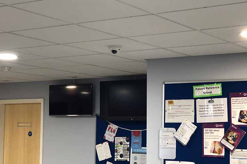 Colton Medical Centre - CCTV Install