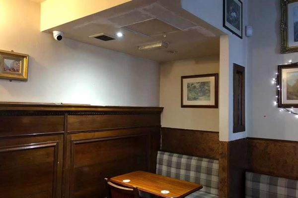 Commercial CCTV Install at Foleys Ale House in Leeds City Centre