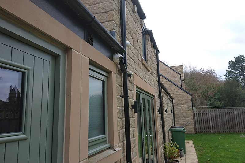 Home CCTV Installation in Halifax West Yorkshire