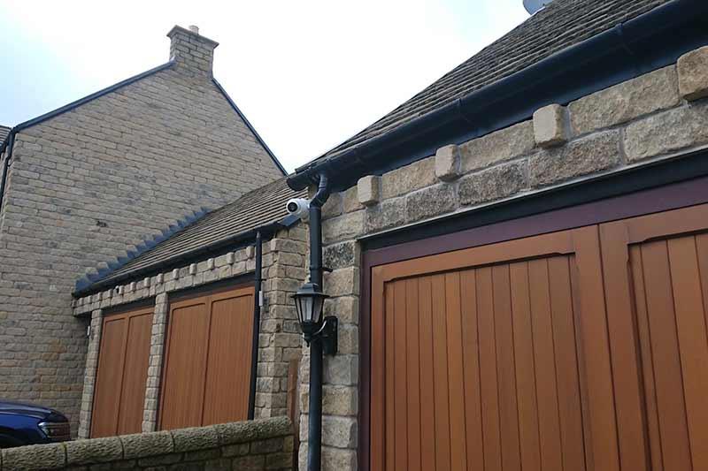 Home CCTV Installation in Halifax West Yorkshire