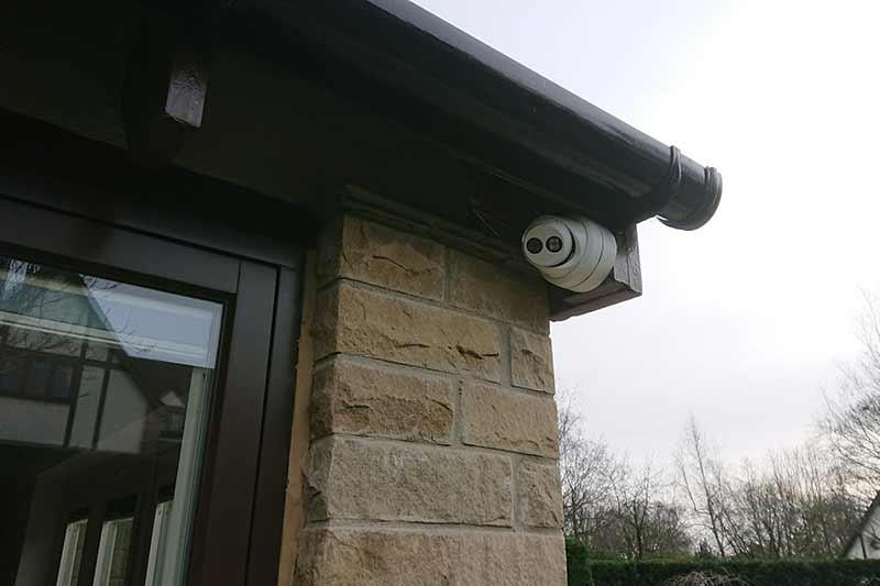 Home CCTV Install in Bramhope, Leeds - ZoneCCTV