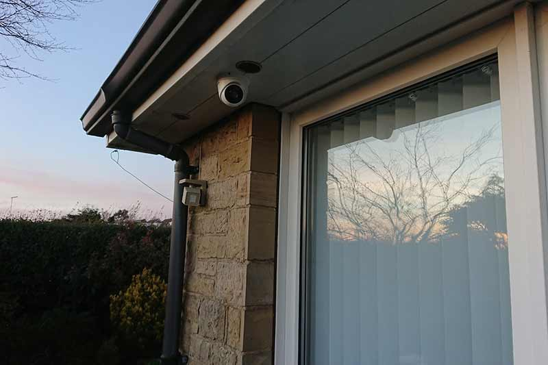 Home CCTV Install in Halifax, West Yorkshire - ZoneCCTV