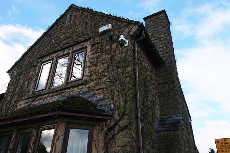 Home CCTV Install Harrogate - ZoneCCTV