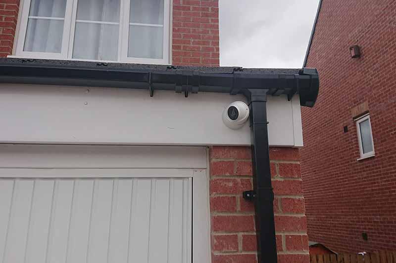 CCTV Install - Morley, Leeds West Yorkshire
