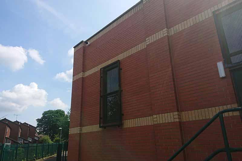Bullet Camera Installed Leeds