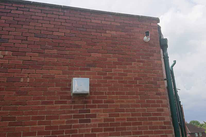 Commercial CCTV Install - Alfred Browns Leeds (LS13)