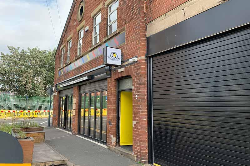 Duke Studios, Leeds - Commercial CCTV Installation