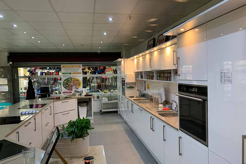 Leeds CCTV Installation - Jamie Oliver's Ministry of Food