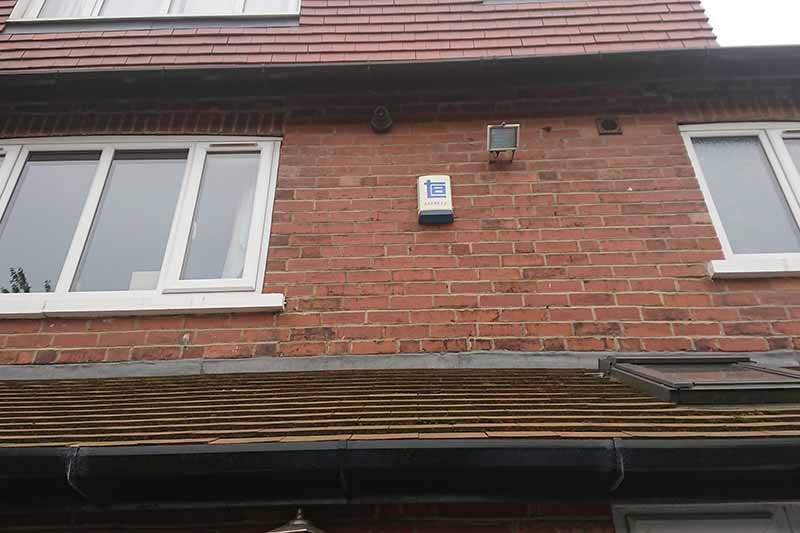 CCTV Install - Moortown, Leeds West Yorkshire