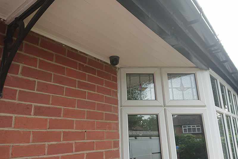 Moortown Home CCTV Installation - Leeds - Zone CCTV