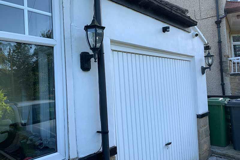 Weetwood Home CCTV Installation - Leeds - Zone CCTV