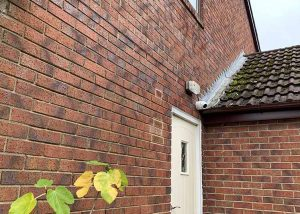Home CCTV Install - Scarcroft, Leeds, LS14