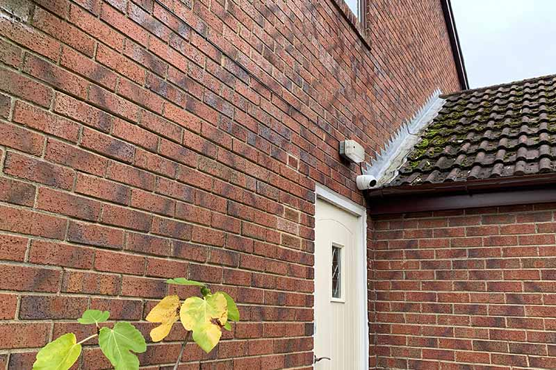 Home CCTV Install - Scarcroft, Leeds, LS14