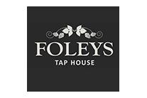 foleys bar logo