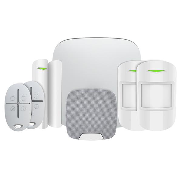 Wireless Burglar Alarm Panel - Zone CCTV