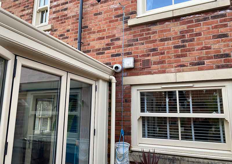 Home CCTV Installation in Cookridge, Leeds