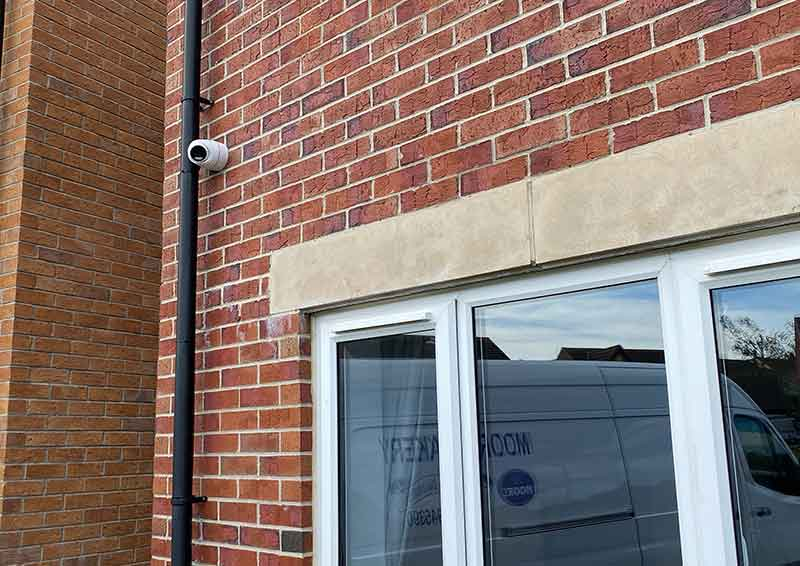 Home CCTV Installation in Harrogate, North Yorkshire