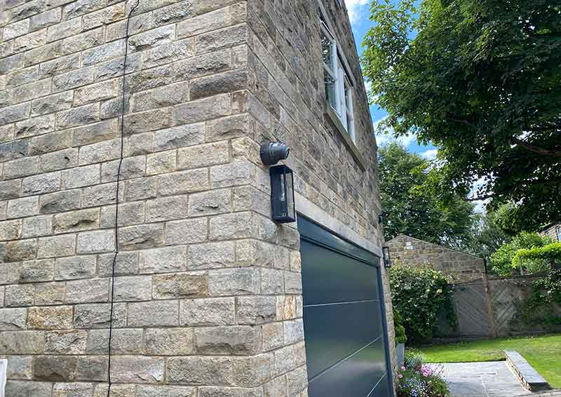 Home CCTV Installation in Shadwell, Leeds
