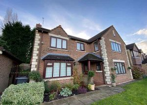 Home CCTV Alwoodley, Leeds, LS17 (Wike Ridge Estate)
