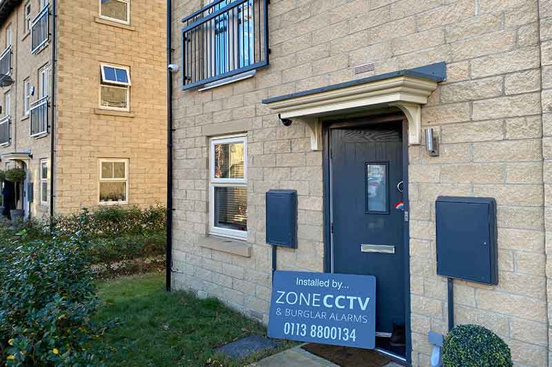 Home CCTV Installation in Armley, Leeds, LS12