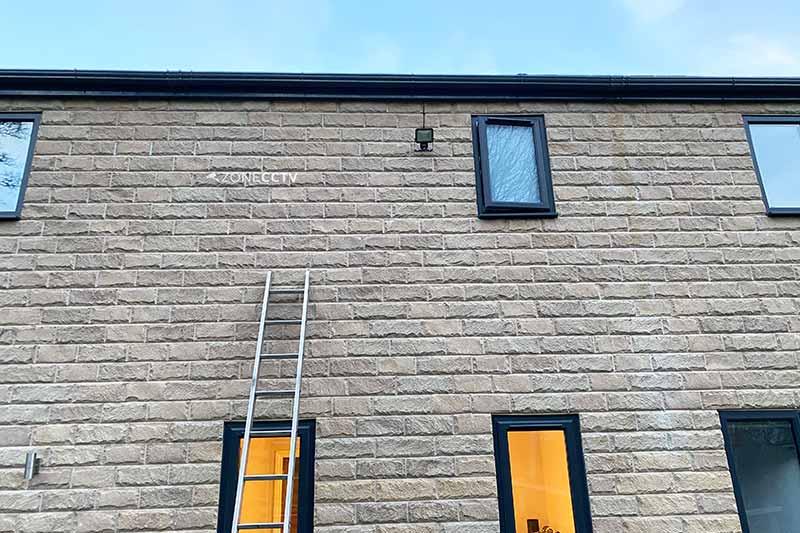 Home CCTV Pudsey, Leeds, LS28 May 2021