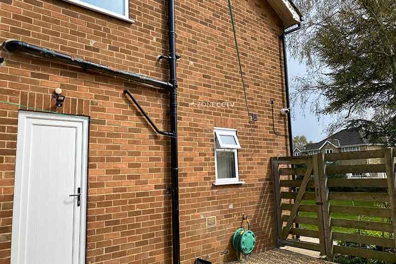 Home CCTV Adel, Leeds, LS16 Installed April 2021