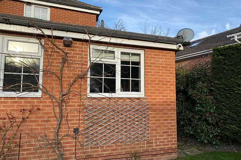 Hikvision CCTV installer Alwoodley, Leeds, LS17