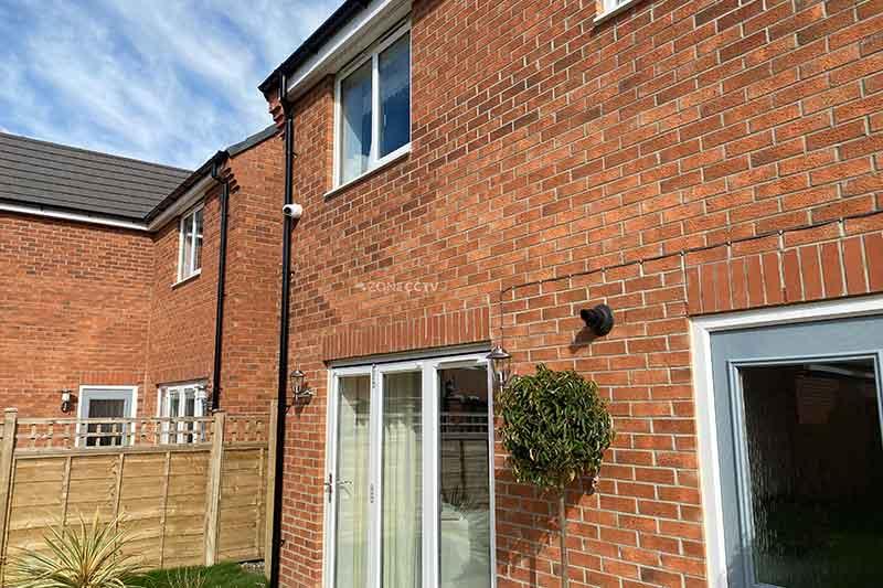 Home CCTV Wakefield April 2021